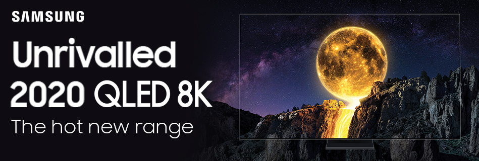 Samsung Unrivalled 2020 QLED 8K