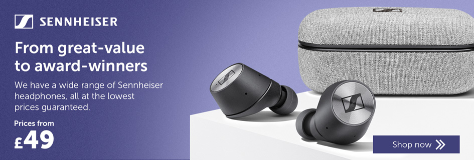 Sennheiser - From great-value to award-winners