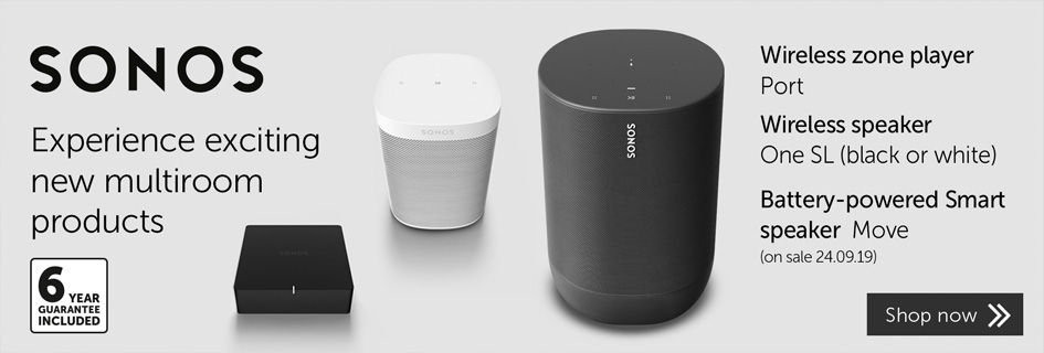 Sonos September launch