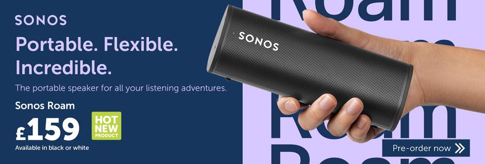 Sonos Roam - pre-order now