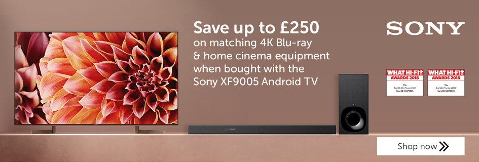 Sony XF9005 Blu-ray offer