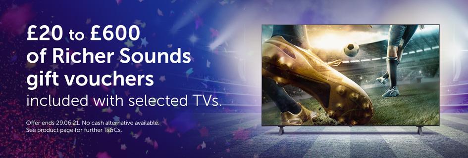 TV voucher promo