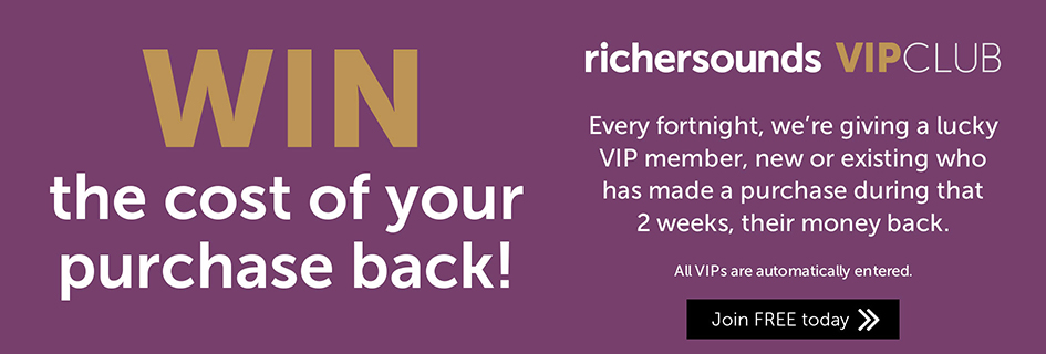 VIP Club - Win the cost of your purchase back!