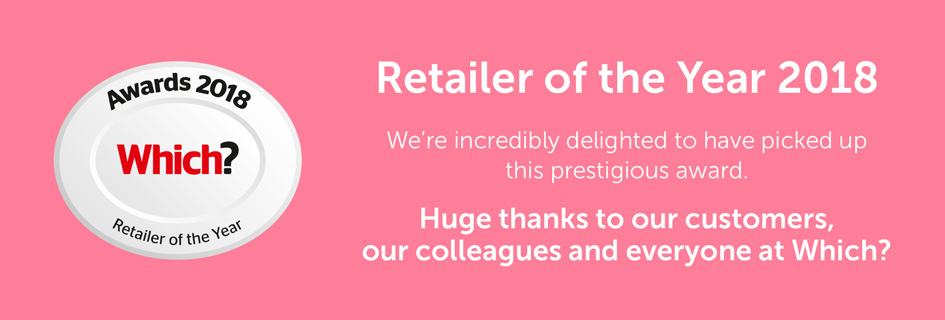 Which? Retailer of the Year 2018