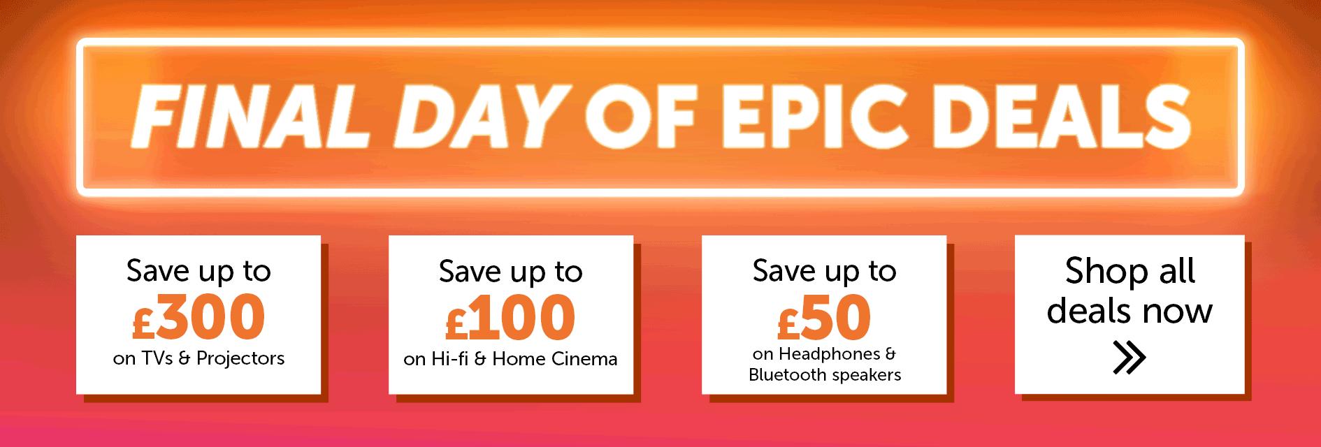 Epic Deals