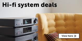 Hi-fi system deals