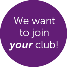 We want to join your club!