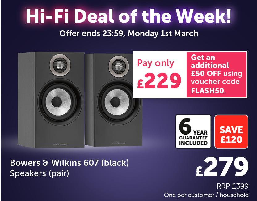 Hi-Fi Deal Of The Week! - 25Feb-01Mar21