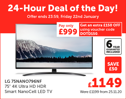 Deal Of The Day! - Fri22Jan21
