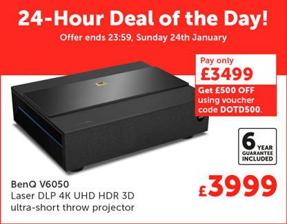 Deal Of The Day! - Sun24Jan21