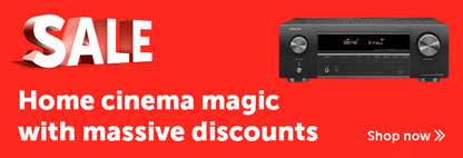 Sale home cinema deals