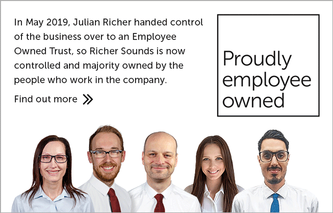 About Us - Proudly Employee Owned