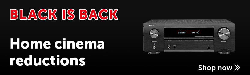 Black Friday home cinema offers