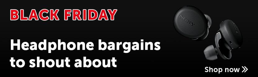 Black Friday headphone bargains