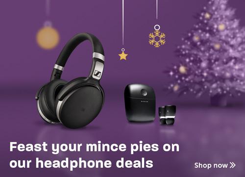 Festive headphone deals
