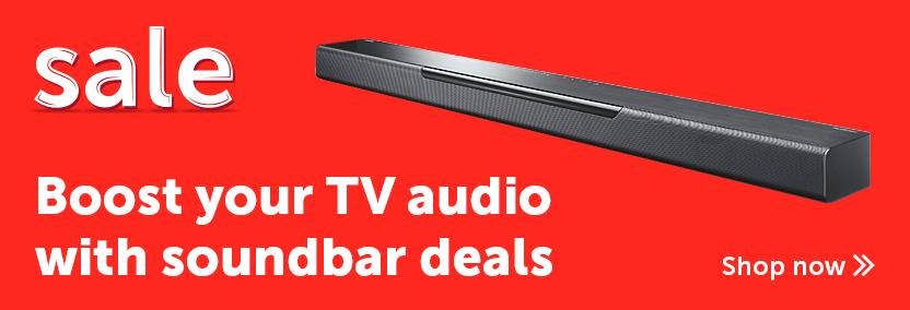 Sale - Soundbars & Sound Bases