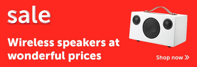 Sale - Bluetooth Speakers