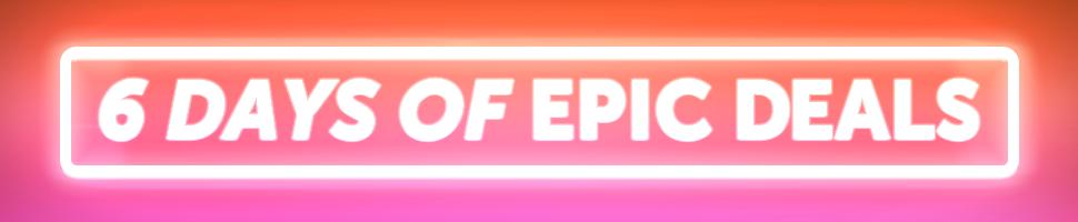 Epic deals - Hi-fi