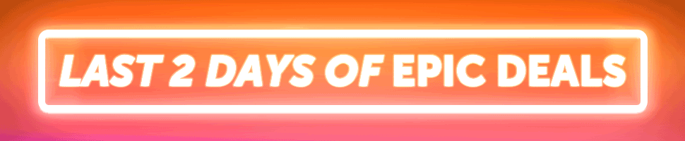Epic deals - Clearance
