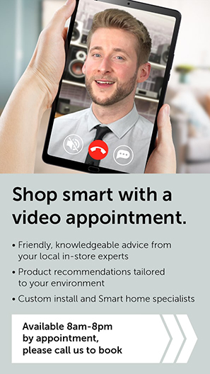 Give us a call to make a video appointment today!