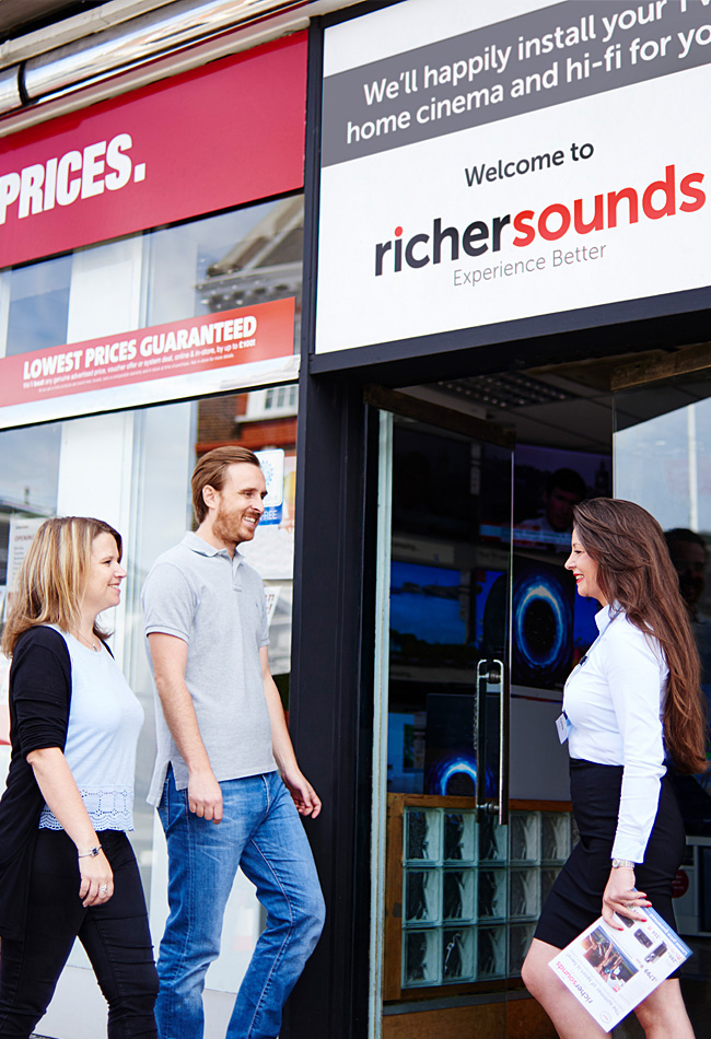 Richer Way - For The Customer