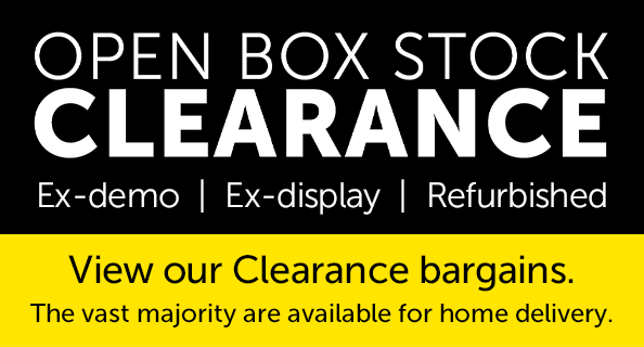 View our Clearance Bargains