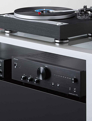 Why Pay More? Stereo amplifiers | Richer Sounds